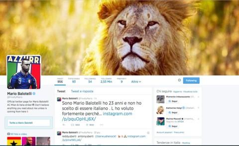 Mario Balotelli - 25-06-2014 - Balotelli non ci sta e risponde su Instagram alle critiche