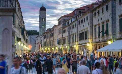 Dubrovnik - Dubrovnik - 11-07-2014 - Siete mai stati a Dubrovnik? Eccola al tramonto