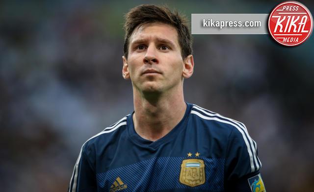 Lionel Messi - Rio de Janeiro - 13-07-2014 - Panama Papers: l'élite mondiale trema