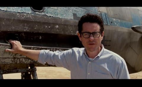 J.J. Abrams - Londra - 22-07-2014 - J.J. Abrams e il nuovo X-Wing: cartoline dal set di Star Wars
