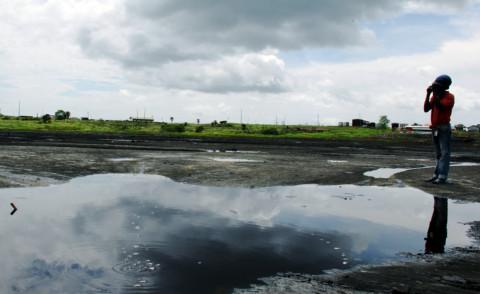 Pitch Lake - Trinidad and Tobago - 22-07-2014 - Pitch Lake: Il più grande lago di asfalto naturale al mondo