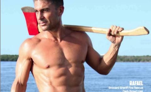 South Florida Firefighers - Miami - 18-08-2014 - Pompieri avanti tutta:il calendario 2015 più sexy della Florida