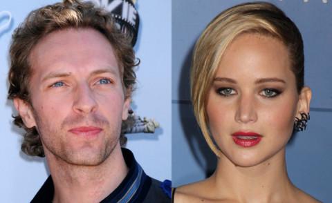 Jennifer Lawrence, Chris Martin - 19-08-2014 - Chris Martin e Jennifer Lawrence, la nuova coppia?