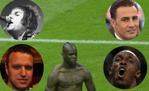 Mario Balotelli - Varsavia - 28-06-2012 - Tutti i nemici di SuperMario Balotelli