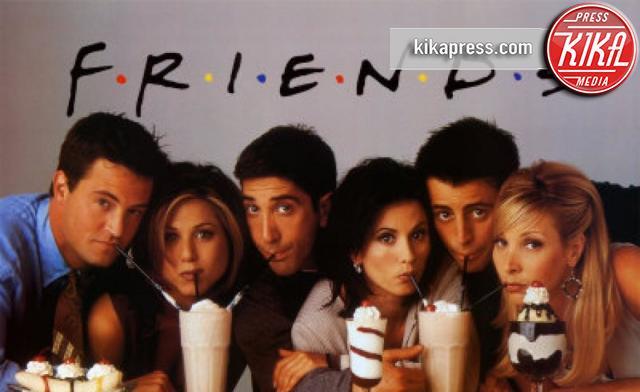 Matt LeBlanc, David Schwimmer, Lisa Kudrow, Matthew Perry, Courteney Cox, Jennifer Aniston - 03-10-2012 - Reunion di Friends: ecco di chi e' la colpa (se non si fara'!)