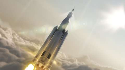 Space Launch System, Nasa - Los Angeles - 28-08-2014 - La NASA approva lo sviluppo del razzo SLS