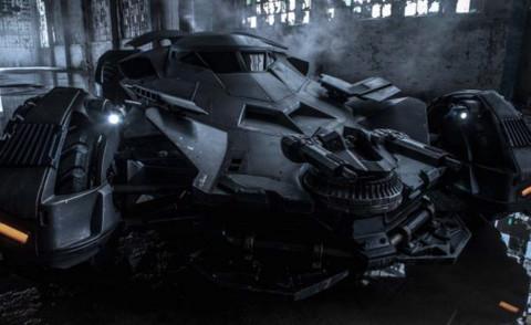 Batman, Ben Affleck - 12-09-2014 - Batman v Superman: ecco la Batmobile