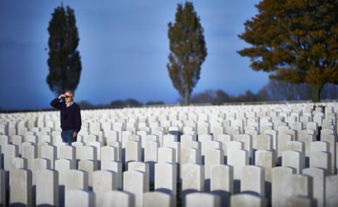 La Grande Guerra - Belgio - 13-11-2013 - 100 anni dalla Grande Guerra [REPORTAGE]