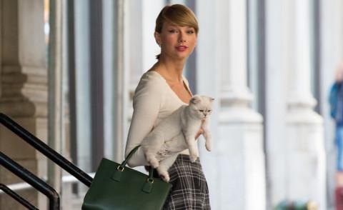 Taylor Swift - New York - 16-09-2014 - Dalla Scozia con amore: in autunno è tartan-trend