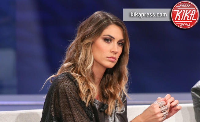 Melissa Satta - Milano - 30-10-2014 - Melissa Satta conferma l'addio a Boateng: