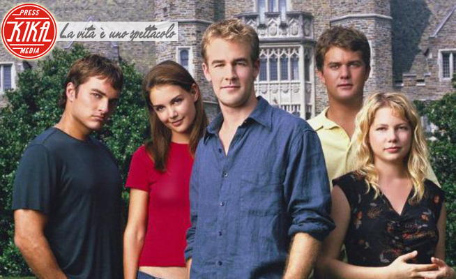 James Van Der Beek, Katie Holmes, Michelle Williams, Kerr Smith, Joshua Jackson - Los Angeles - 19-11-2014 - Torna Dawson's Creek dal 15 gennaio: ecco dove