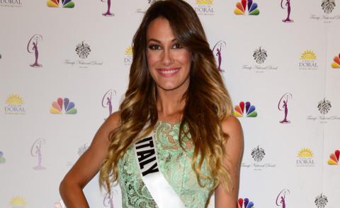 Miss Italy Valentina Bonariva - Miami - 20-01-2015 - Miss Universo: per l'Italia c'è Valentina Bonariva