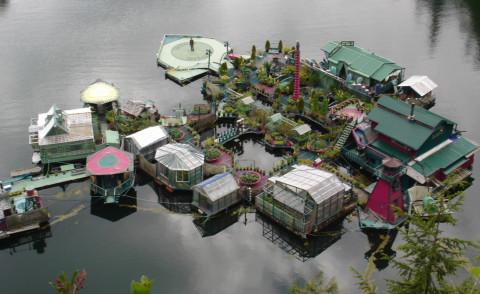 Freedom Cove - Vancouver - 01-01-2005 - Freedom Cove: una vita sostenibile è possibile