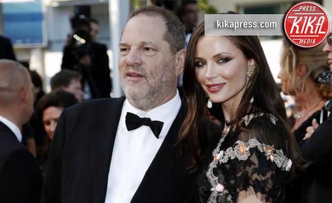 Harvey Weinstein, Georgina Chapman - Cannes - 22-05-2015 - Weinstein, la ex moglie parla per la prima volta alla stampa