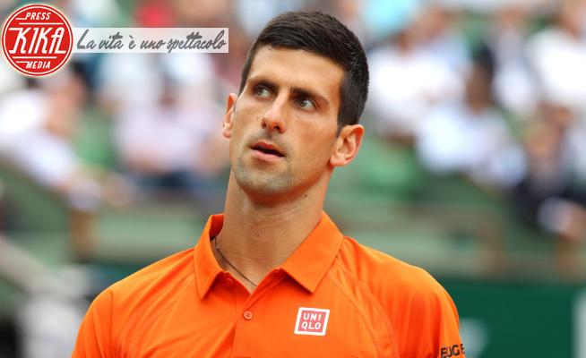 Novak Djokovic - Parigi - 26-05-2015 - NoVax Djokovic :