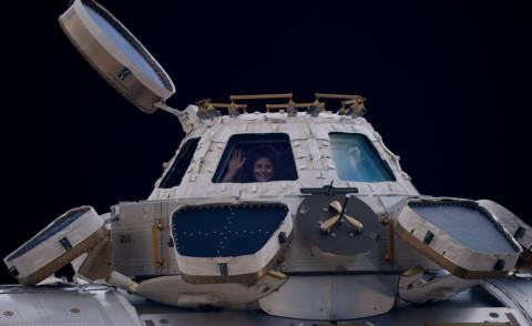 Samantha Cristoforetti - Spazio - 11-06-2015 - Samantha Cristoforetti: oggi il rientro sulla Terra