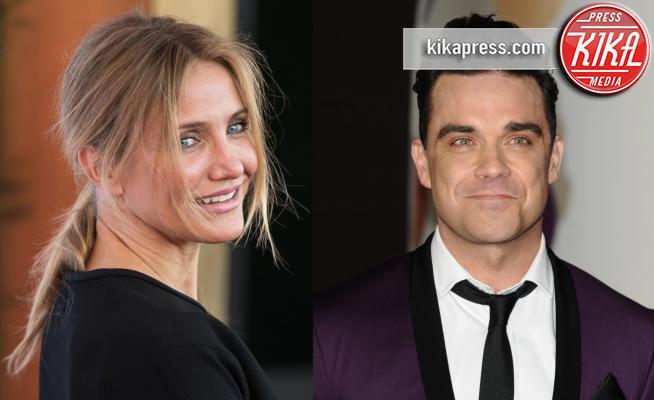 Robbie Williams, Cameron Diaz - 23-06-2015 - Dieci coppie famose... che non sapevate fossero state coppie!