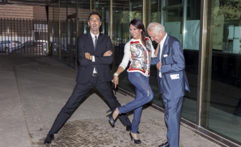 Alessandro Antinelli, Giusy Versace, Giovanni Trapattoni - Roma - 28-07-2015 - Show che vince non si cambia: ecco i più longevi della TV!