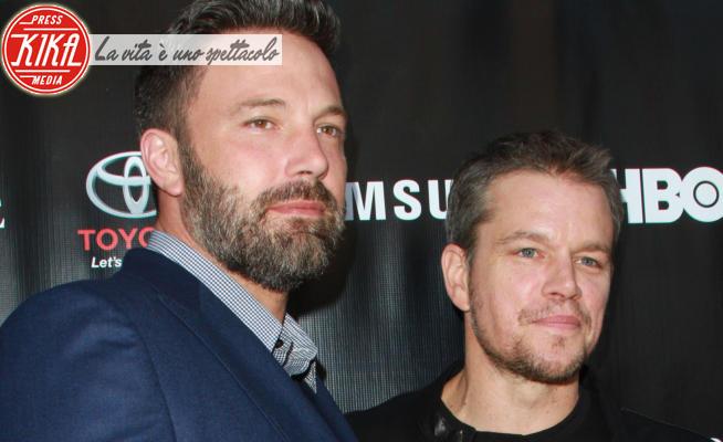 Matt Damon, Ben Affleck - Los Angeles - 11-08-2015 - Ecco cosa pensa Matt Damon della coppia Affleck-JLo