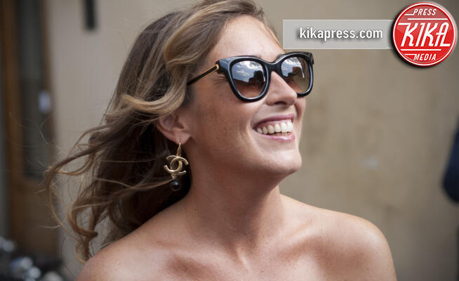Maria Elena Boschi - Firenze - 05-09-2015 - Maria Elena Boschi trolla Salvini, le foto bollenti in spiaggia