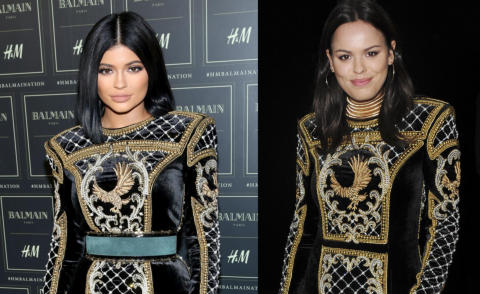 Atlanta de Cadenet, Kylie Jenner - 05-11-2015 - Chi lo indossa meglio: Kylie Jenner o Atlanta De Cadenet?
