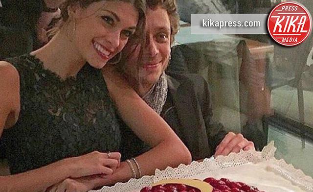Linda Morselli, Valentino Rossi - Los Angeles - 17-11-2015 - Valentino Rossi: la sconfitta si dimentica con l'amore