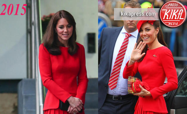 Kate Middleton - Oops I did it again: Kate ci ricasca con il riciclo!
