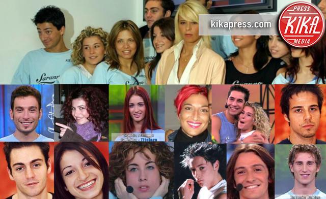 Amici di Maria De Filippi - 21-01-2016 - Che fine hanno fatto i ragazzi della prima edizione di Amici?