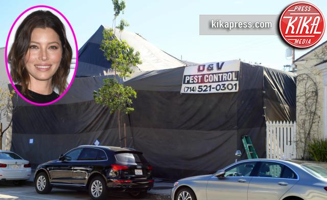 Los Angeles - 04-02-2016 - Au Fudge, in arrivo il nuovo ristorante di Jessica Biel