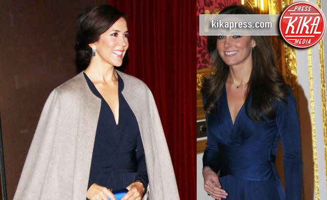 Principessa Mary di Danimarca, Kate Middleton - 08-02-2016 - Chi lo indossa meglio: Kate Middleton o Mary di Danimarca?