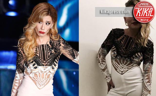 Virginia Raffaele, Emma Marrone - 13-02-2016 - Sanremo 2016: Chi lo indossa meglio, Virginia/Belen o Emma?