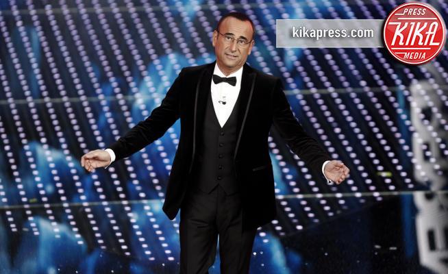 Carlo Conti - Sanremo - 13-02-2016 - Sanremo, toto valletta: sarà all'altezza di quelle del passato?