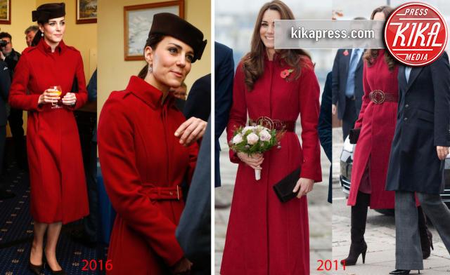 Kate Middleton - 19-02-2016 - Kate Middleton, una principessa in fatto di riciclo