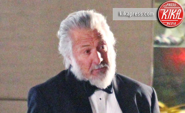 Dustin Hoffman - New York - 18-03-2016 - The Meyerowitz Stories, Dustin Hoffman o Babbo Natale?