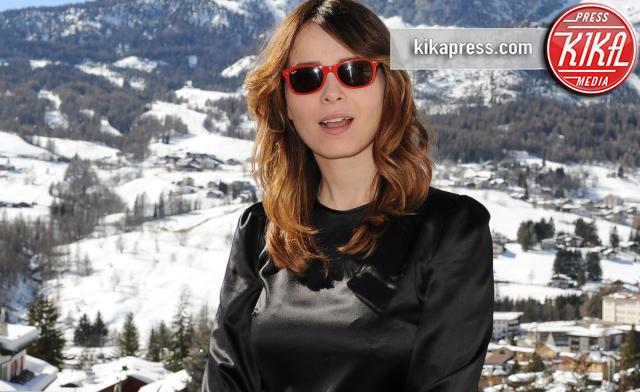 Violante Placido - Cortina d'Ampezzo - 19-03-2016 - Finito Cortinametraggio, gli attori si godono le Dolomiti