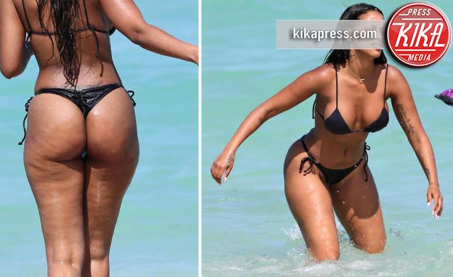 Fanny Neguesha - Miami - 16-06-2016 - Estate 2021: la cellulite: spauracchio o compagna di viaggio?