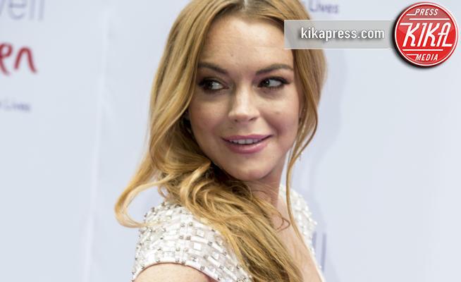 Lindsay Lohan - Londra - 22-06-2016 - Lindsay Lohan & Co.: quando la star si converte all'Islam