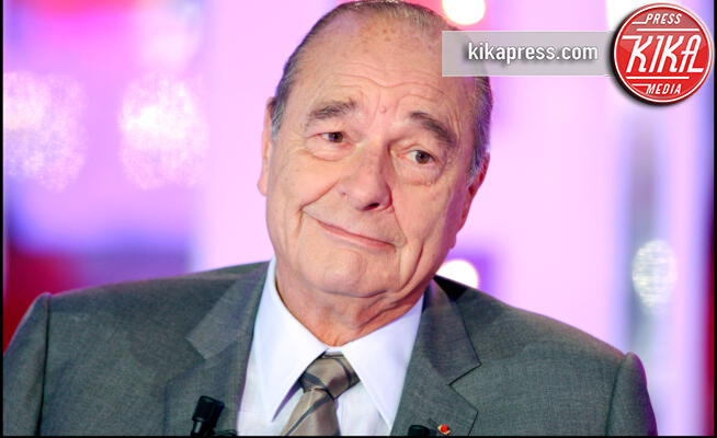 Jacques Chirac - Parigi - 11-11-2009 - È morto Jacques Chirac, presidente francese dal 95 al 2002