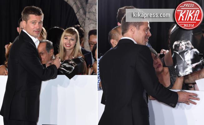 Brad Pitt: io e Marion Cotillard? Ci metto la firma!