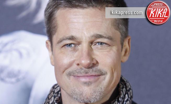 Brad Pitt - Madrid - 22-11-2016 - Brad Pitt scagionato dai sospetti di maltrattamenti ai figli