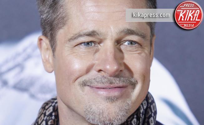 Brad Pitt - Madrid - 22-11-2016 - Addio Angelina: Brad Pitt ha un nuovo amore. Ecco chi e'