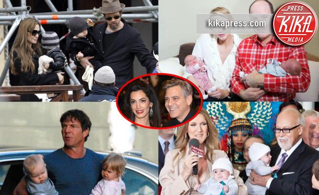 Venice - 03-03-2010 - Le celebrity, la fecondazione in vitro e... i gemelli!