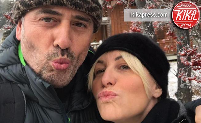 Vittorio Garrone, Antonella Clerici - Milano - 10-01-2017 -