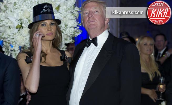 Melania Trump, Donald Trump - Palm Beach - 01-01-2017 - Melania Trump sceglie Dolce e Gabbana: ma chi veste le potenti?