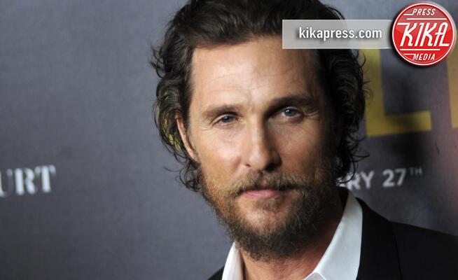 Matthew McConaughey - New York - 17-01-2017 - The Batman: Matthew McConaughey sarà Harvey Dent