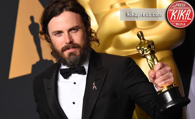 Casey Affleck - Hollywood - 26-02-2017 - Casey Affleck da Oscar: il riscatto dei 'fratelli di'