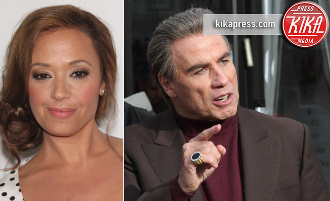 Leah Remini, John Travolta - 06-03-2017 -