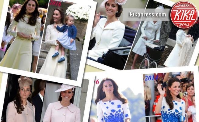 Kate Middleton - 14-05-2017 - Kate Middleton, look che vince non si cambia!