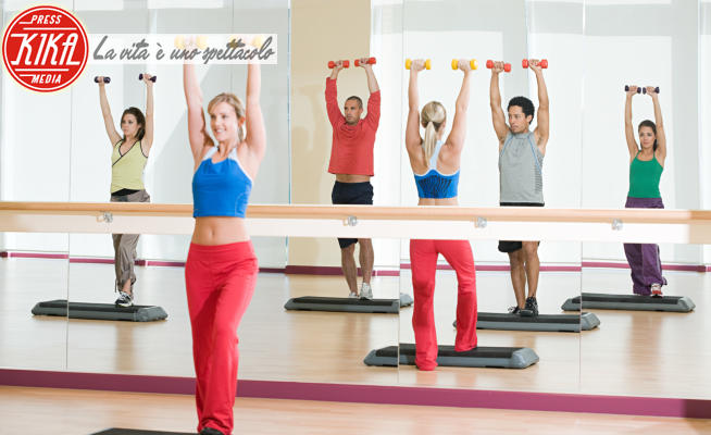 Fitness class - 16-05-2017 - Storia del fitness moderno, avventura infinita