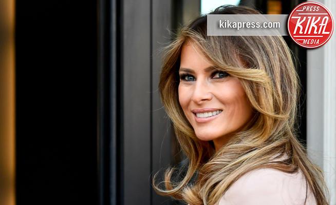 Melania Trump - Bruxelles - 25-05-2017 - Complotto Melania Trump, che fine ha fatto la First Lady?